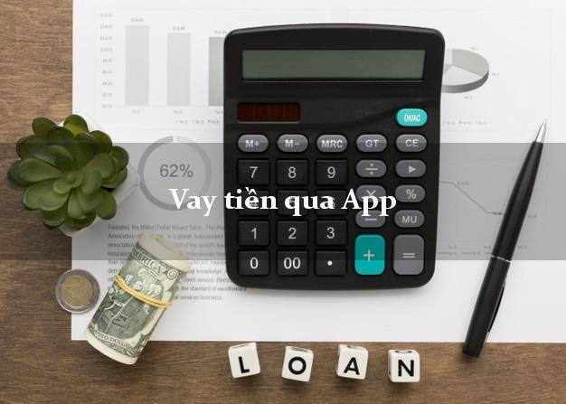 Vay tiền qua App