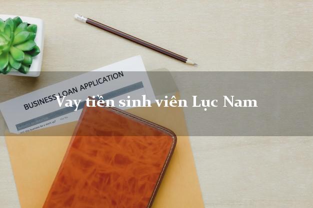 Vay tiền sinh viên Lục Nam Bắc Giang