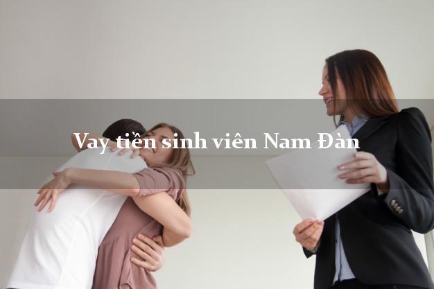 Vay tiền sinh viên Nam Đàn Nghệ An