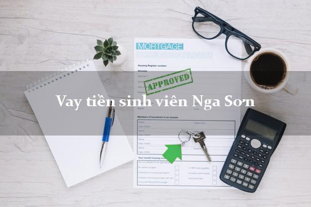 Vay tiền sinh viên Nga Sơn Thanh Hóa