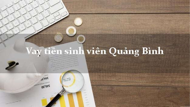 Vay tiền sinh viên Quảng Bình
