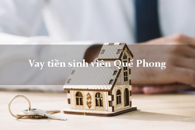 Vay tiền sinh viên Quế Phong Nghệ An