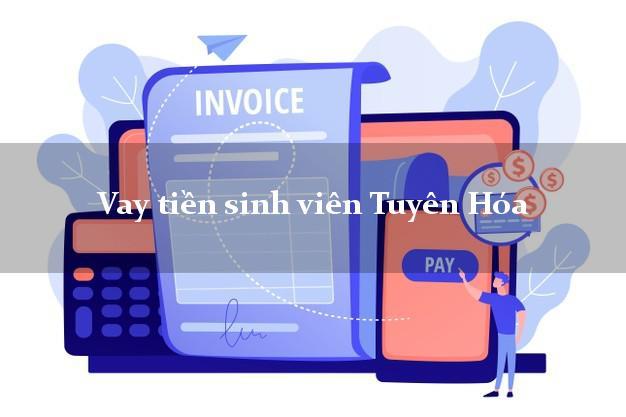 Vay tiền sinh viên Tuyên Hóa Quảng Bình