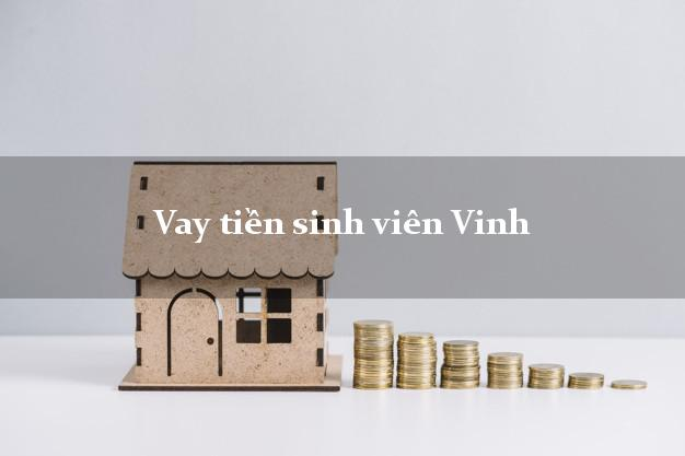 Vay tiền sinh viên Vinh Nghệ An