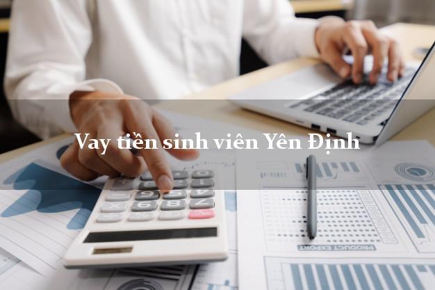Vay tiền sinh viên Yên Định Thanh Hóa
