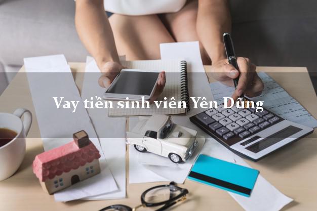 Vay tiền sinh viên Yên Dũng Bắc Giang