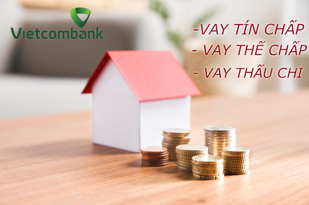 Hướng dẫn vay tiền Vietcombank tháng 5/2021