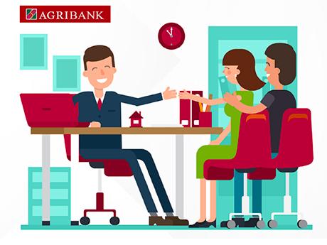 Hướng dẫn vay tiền Agribank online