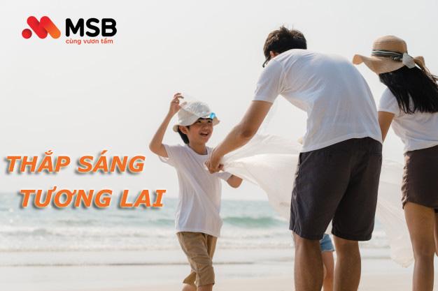 Hướng dẫn vay tiền MSB đơn giản