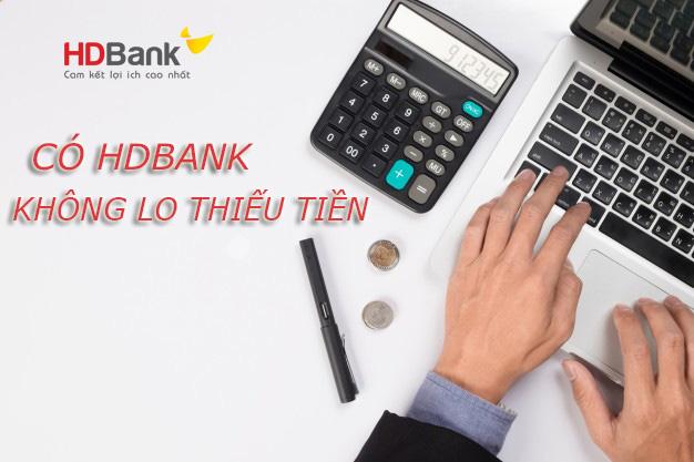 Vay tiền HDBank