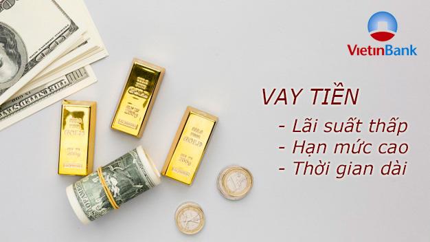 Hướng dẫn vay tiền VietinBank tháng 4 2021