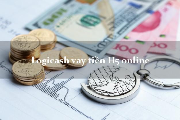 Logicash vay tiền H5 online bằng chứng minh thư